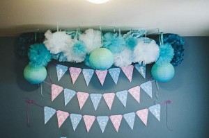Under the Sea Mermaid Party via Kara's Party Ideas | KarasPartyIdeas.com #under #sea #mermaid #ocean #girl #party #ideas (9)