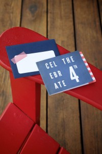 4th of July Party via Kara's Party Ideas #outdoor #patriotic #July #4th (15)