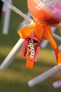 Willy Wonka Party via Kara's Party Ideas   KarasPartyIdeas.com #willy #wonka #chocolate #candy #factory #party #ideas (13)