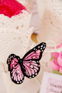 Pink Fairy Party via Kara's Party Ideas | KarasPartyIdeas.com #pink #fairy #girl #party #ideas (22)