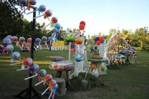 Willy Wonka Party via Kara's Party Ideas | KarasPartyIdeas.com #willy #wonka #chocolate #candy #factory #party #ideas (6)