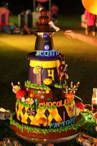 Willy Wonka Party via Kara's Party Ideas | KarasPartyIdeas.com #willy #wonka #chocolate #candy #factory #party #ideas (5)