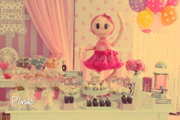 Girly Circus Party via Kara's Party Ideas | KarasPartyIdeas.com #girly #circus #carnival #party #ideas (37)
