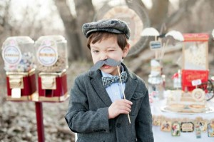 Vintage Circus / Carnival Party via Kara's Party Ideas | KarasPartyIdeas.com #vintage #carnival #circus #girl #boy #party #ideas #supplies (34)
