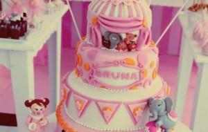 Girly Circus Party via Kara's Party Ideas KarasPartyIdeas.com