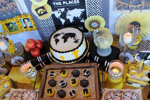 Graduation Party via Kara's Party Ideas | KarasPartyIdeas.com #graduation #party #ideas #dr #seuss (20)