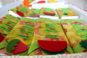 Tutti Frutti Birthday Party via Kara's Party Ideas | KarasPartyIdeas.com #tutti #frutti #healthy #fruit #birthday #party #ideas (34)