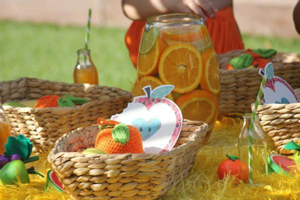 Tutti Frutti Birthday Party via Kara's Party Ideas | KarasPartyIdeas.com #tutti #frutti #healthy #fruit #birthday #party #ideas (32)