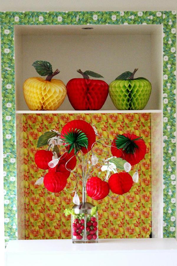 Tutti Frutti Birthday Party via Kara's Party Ideas | KarasPartyIdeas.com #tutti #frutti #healthy #fruit #birthday #party #ideas (25)