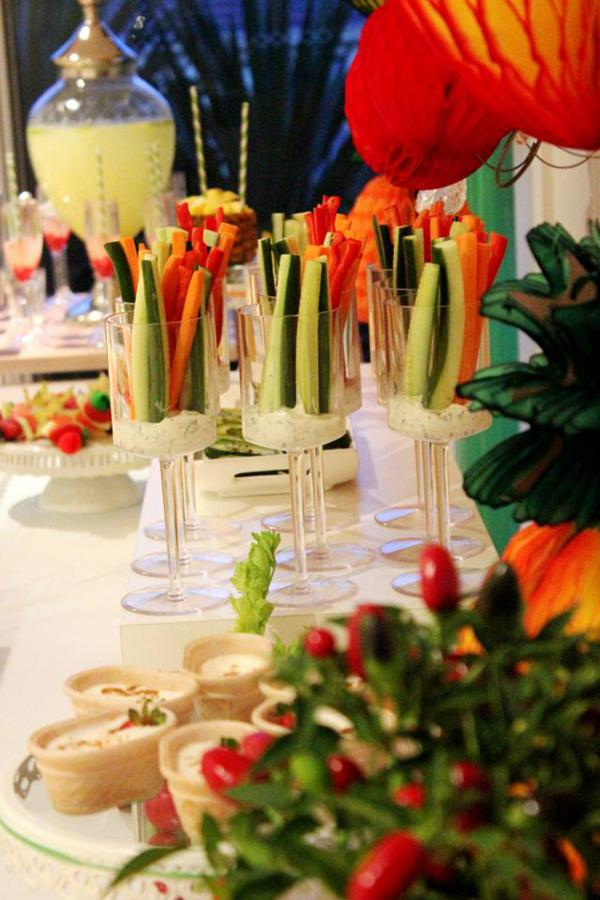 Tutti Frutti Birthday Party via Kara's Party Ideas | KarasPartyIdeas.com #tutti #frutti #healthy #fruit #birthday #party #ideas (24)