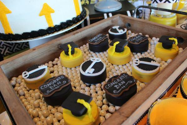 Graduation Party via Kara's Party Ideas | KarasPartyIdeas.com #graduation #party #ideas #dr #seuss (16)