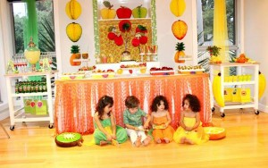 Tutti Frutti Birthday Party via Kara's Party Ideas | KarasPartyIdeas.com #tutti #frutti #healthy #fruit #birthday #party #ideas (22)