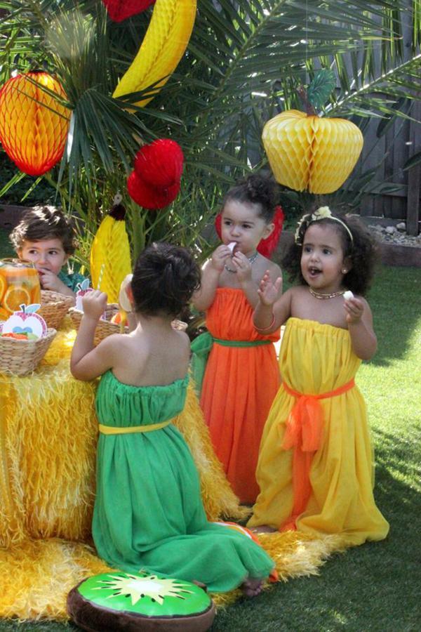Tutti Frutti Birthday Party via Kara's Party Ideas | KarasPartyIdeas.com #tutti #frutti #healthy #fruit #birthday #party #ideas (18)