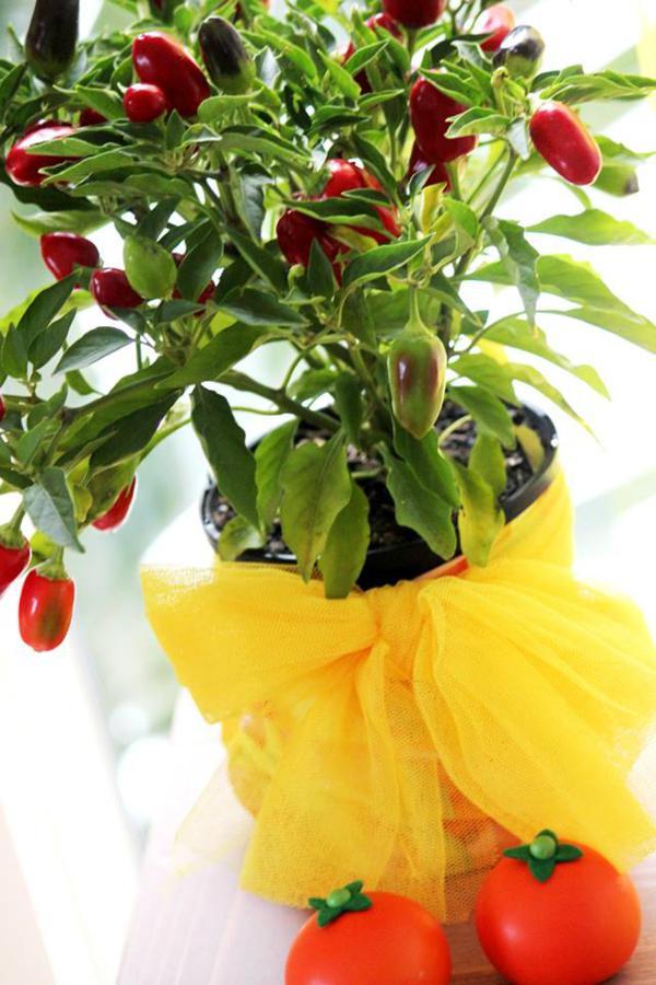 Tutti Frutti Birthday Party via Kara's Party Ideas | KarasPartyIdeas.com #tutti #frutti #healthy #fruit #birthday #party #ideas (17)