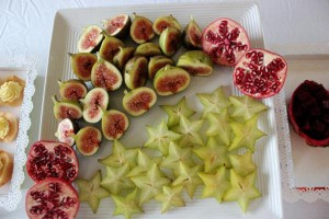 Tutti Frutti Birthday Party via Kara's Party Ideas | KarasPartyIdeas.com #tutti #frutti #healthy #fruit #birthday #party #ideas (13)