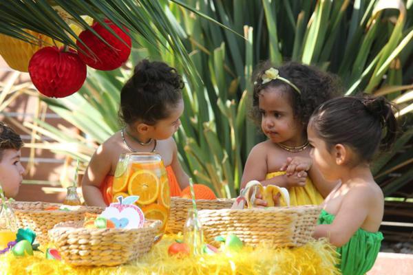 Tutti Frutti Birthday Party via Kara's Party Ideas | KarasPartyIdeas.com #tutti #frutti #healthy #fruit #birthday #party #ideas (12)