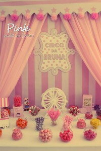 Girly Circus Party via Kara's Party Ideas | KarasPartyIdeas.com #girly #circus #carnival #party #ideas (16)
