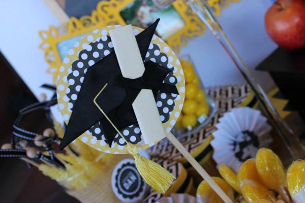 Graduation Party via Kara's Party Ideas | KarasPartyIdeas.com #graduation #party #ideas #dr #seuss (10)