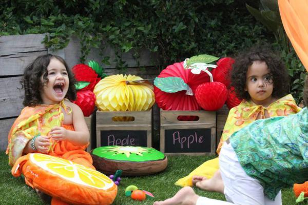 Tutti Frutti Birthday Party via Kara's Party Ideas | KarasPartyIdeas.com #tutti #frutti #healthy #fruit #birthday #party #ideas (9)