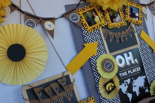 Graduation Party via Kara's Party Ideas | KarasPartyIdeas.com #graduation #party #ideas #dr #seuss (7)