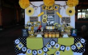 Graduation Party via Kara's Party Ideas | KarasPartyIdeas.com #graduation #party #ideas #dr #seuss (5)