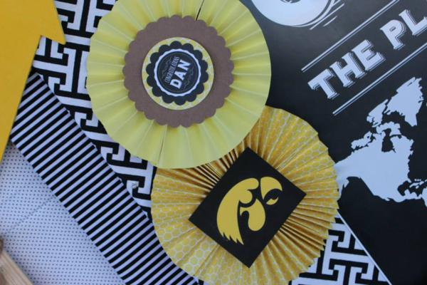 Graduation Party via Kara's Party Ideas | KarasPartyIdeas.com #graduation #party #ideas #dr #seuss (4)
