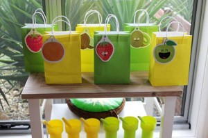 Tutti Frutti Birthday Party via Kara's Party Ideas | KarasPartyIdeas.com #tutti #frutti #healthy #fruit #birthday #party #ideas (4)