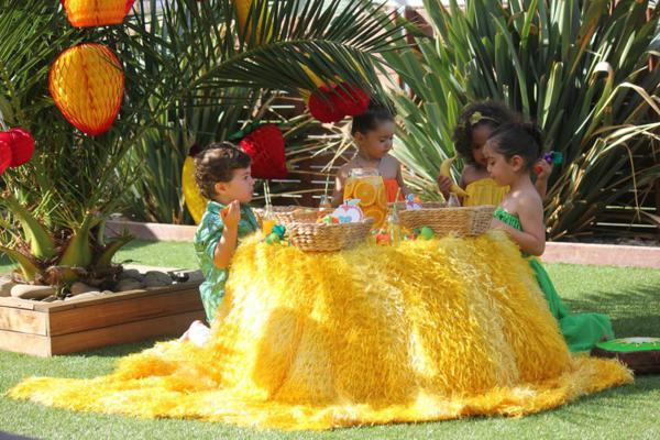 Tutti Frutti Birthday Party via Kara's Party Ideas | KarasPartyIdeas.com #tutti #frutti #healthy #fruit #birthday #party #ideas (2)