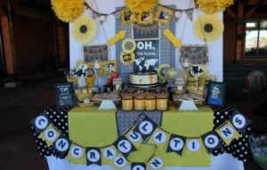 Graduation Party via Kara's Party Ideas | KarasPartyIdeas.com #graduation #party #ideas #dr #seuss (2)