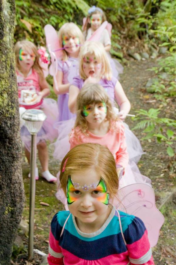 Pink Fairy Party via Kara's Party Ideas | KarasPartyIdeas.com #pink #fairy #girl #party #ideas (4)