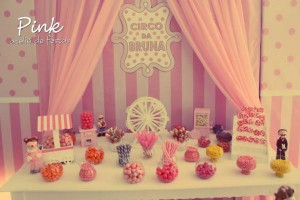Girly Circus Party via Kara's Party Ideas | KarasPartyIdeas.com #girly #circus #carnival #party #ideas (8)