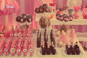 Girly Circus Party via Kara's Party Ideas | KarasPartyIdeas.com #girly #circus #carnival #party #ideas (6)