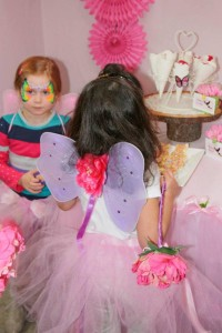 Pink Fairy Party via Kara's Party Ideas | KarasPartyIdeas.com #pink #fairy #girl #party #ideas (3)