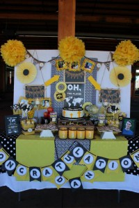 Graduation Party via Kara's Party Ideas | KarasPartyIdeas.com #graduation #party #ideas #dr #seuss (1)