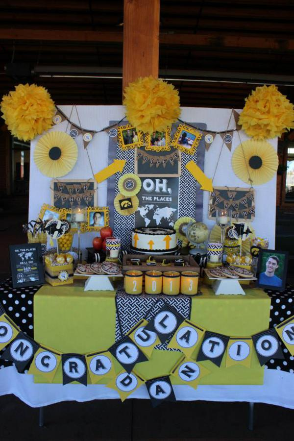 Graduation Party Via Kara S Ideas Karaspartyideas