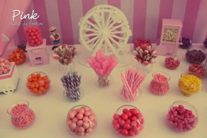 Girly Circus Party via Kara's Party Ideas | KarasPartyIdeas.com #girly #circus #carnival #party #ideas (4)
