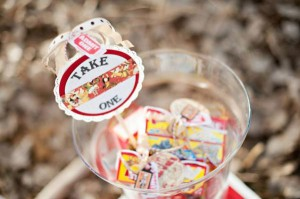 Vintage Circus / Carnival Party via Kara's Party Ideas | KarasPartyIdeas.com #vintage #carnival #circus #girl #boy #party #ideas #supplies (7)