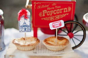 Vintage Circus / Carnival Party via Kara's Party Ideas | KarasPartyIdeas.com #vintage #carnival #circus #girl #boy #party #ideas #supplies (6)
