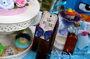 Alice In Wonderland Party via Kara's Party Ideas | Kara'sPartyIdeas.com #alice #in #wonderland #party #supplies #ideas (13)