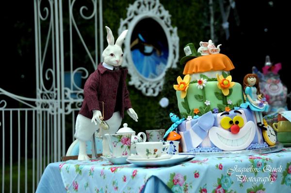 Alice In Wonderland Party via Kara's Party Ideas | Kara'sPartyIdeas.com #alice #in #wonderland #party #supplies #ideas (9)