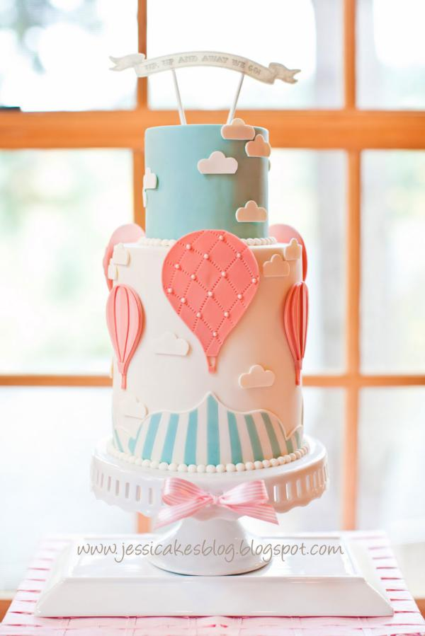 Cake Decorating Tutorials + Classes via Kara's Party Ideas | KarasPartyIdeas.com #cake #decorating #tips #tutorials #Jessicakes #craftsy #class (12)