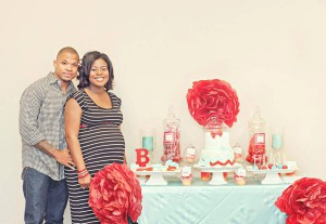 Bow Tie Baby Shower via Kara's Party Ideas | Kara'sPartyIdeas.com #bow #tie #baby #shower #supplies #ideas (15)