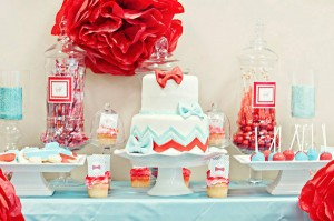 Bow Tie Baby Shower via Kara's Party Ideas | Kara'sPartyIdeas.com #bow #tie #baby #shower #supplies #ideas (13)