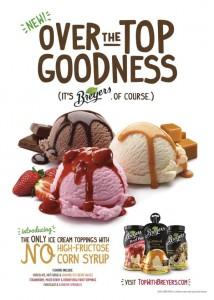 NEW Breyers Ice Cream Toppings via Kara's Party Ideas | KarasPartyIdeas.com #breyers #ice #cream #toppings (17)