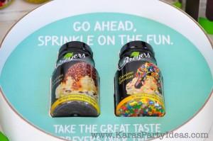 Breyers Ice Cream for Kara's Party Ideas KarasPartyIdeas.com #ice #cream #breyers-6