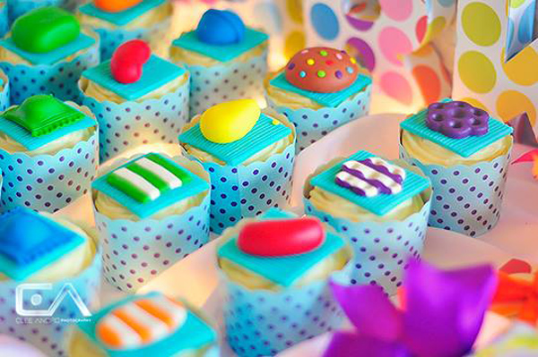 Candy Crush Birthday Party via Kara's Party Ideas | Kara'sPartyIdeas.com #candy #crush #birthday #party #supplies #ideas #buffet (6)
