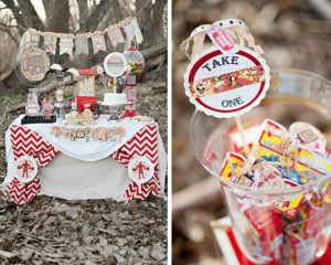 Vintage Circus / Carnival Party with A LOT of Ideas via Kara's Party Ideas | KarasPartyIdeas.com #vintage #carnival #circus #girl #boy #party #ideas #supplies