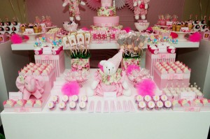 Circus Bear Birthday Party via Kara's Party Ideas| Kara'sPartyIdeas.com #circus #bear #birthday #party #supplies #ideas (29)