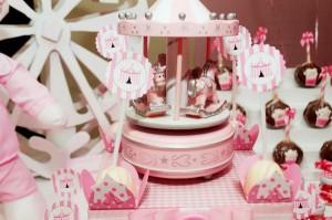 Circus Bear Birthday Party via Kara's Party Ideas| Kara'sPartyIdeas.com #circus #bear #birthday #party #supplies #ideas (15)