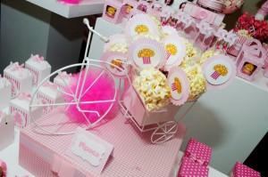 Circus Bear Birthday Party via Kara's Party Ideas  Kara'sPartyIdeas.com #circus #bear #birthday #party #supplies #ideas (10)